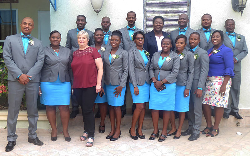 The BAMS training in Haiti evolves and integrates the Bachelor of Medical Biology from the State University of Haiti