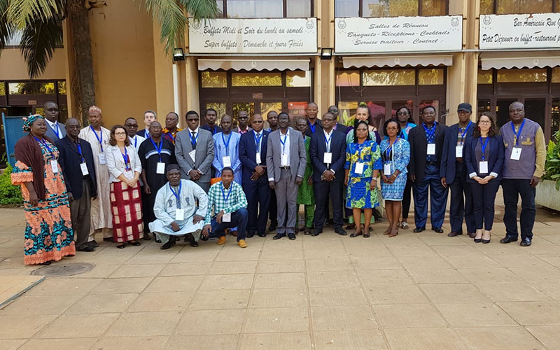 RESAOLAB officially launched its 3rd phase of action at an International Steering Committee in Niger
